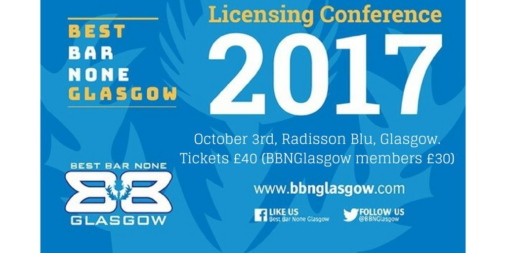 BBN Glasgow - Save the Date!