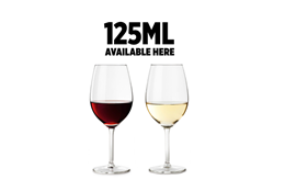 Drink smart this Christmas - consider a 125ml measure this festive season