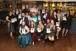 INVERNESS CELEBRATES A SAFE NIGHT OUT AT 2019/20 BEST BAR NONE AWARDS